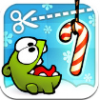 Thumbnail image for FREE App: Cut the Rope Holiday Gift