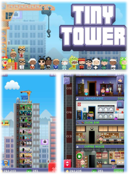Tiny Tower - what can you teach your child