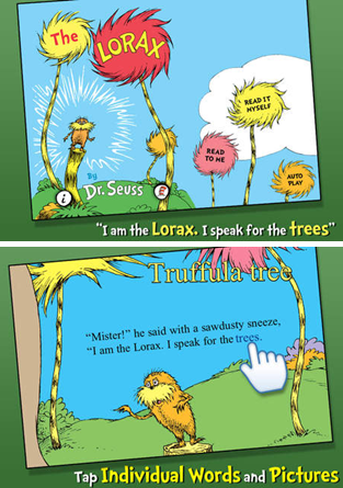 the lorax words