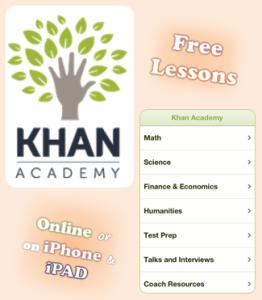 Khan Academy Free App