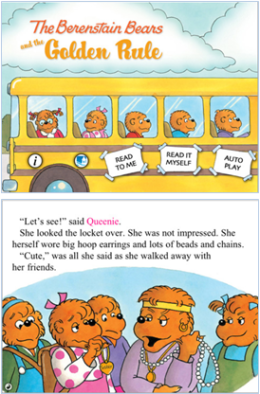 The Berenstain Bears and the Golden Rule Book App