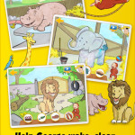Curious George at the Zoo App