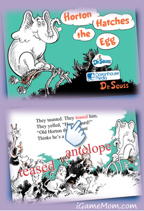 Horton Hatches the Egg Book App