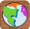Post image for Kids Maps – An Interactive Map Puzzle