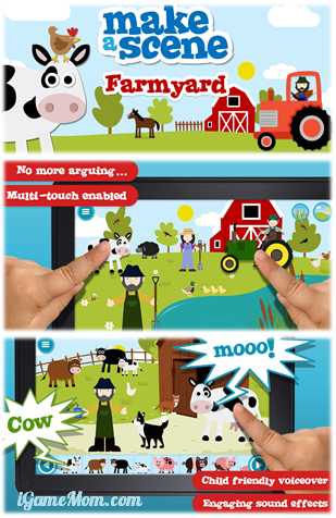 Make a Scene Farmyard