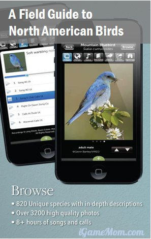 Field Guide to North American Birds - Audubon Birds App