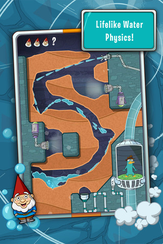 Where's my perry - fun physics-based game for kids