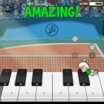 Piano Summer Games App