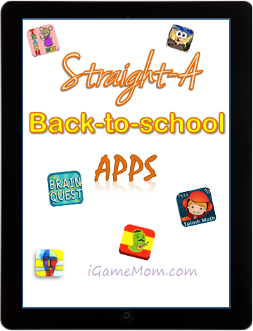 Straight A Back To School Apps