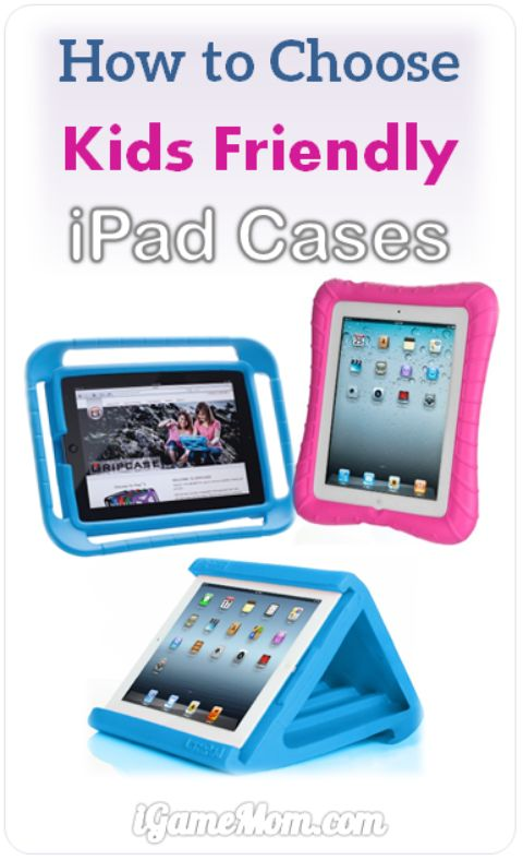Kids Friendly iPad Cases