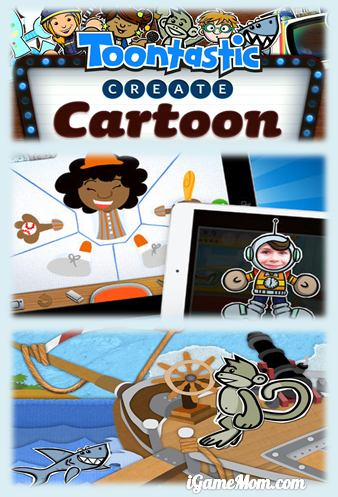 Toontastic Creatively Teaches Kids Storytelling