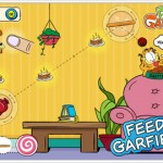 Feed Garfield App: Physics-based Game for Kids
