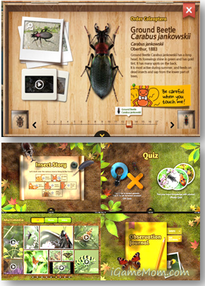 Meet the Insects Forest Edition App