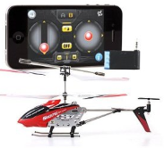 iPhone Controlled Helicopter