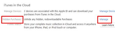 unhide app iOS 8