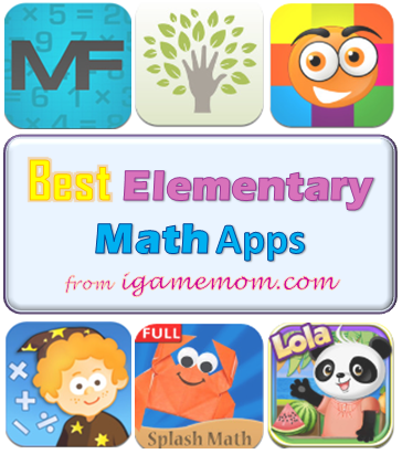 Best Elementary Math Apps