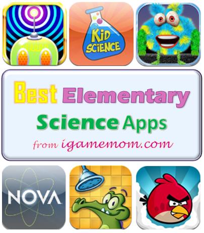 Best Elementary Science Apps