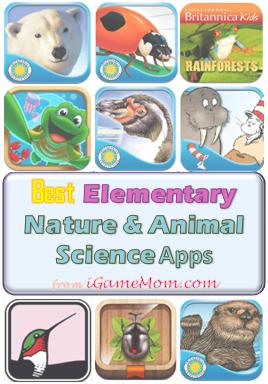 best science apps for elementary school kids