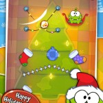 Cut The Rope Holiday Gift App