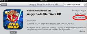 How to Gift Apps on iPAD (iOS5 or earlier)