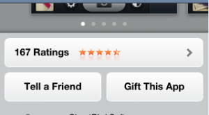 How to gift apps on iPhone (iOS5 and earlier)