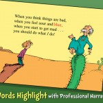 Dr.Seuss: Did I Ever Tell You How Lucky You Are