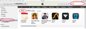 How to gift app in iTune