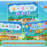 Lola's Math Train App