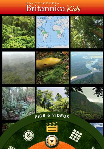 Rainforest from Britannica Kids | iGameMom