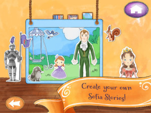 Sofia the First Story Theater App