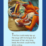 The Fox and the Stork App