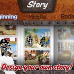 Toontastic Jr Pirates App