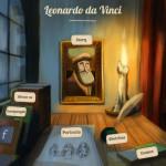 Da Vinci History - Book App