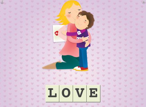 Free Valentine App  First Words Valentine
