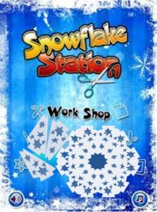 Snowflake Station Free App