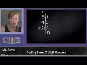2nd Grade Math on Video by Carrie Wetzel & Skubes iBook 4