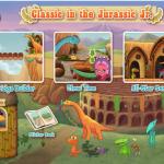 Dinosaur Train Classic in the Jurassic Jr