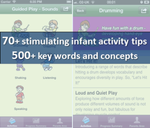Guided Play - Teach Infant Children to Learn App