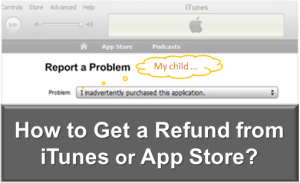 How to get refund from App Store