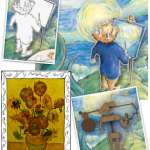 Van Gogh and the Sunflowers App