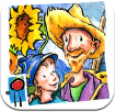 Van Gogh and the Sunflowers Book App