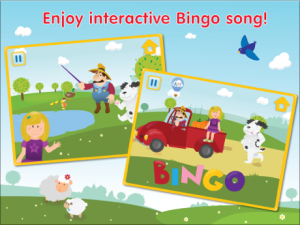 Bingo Song HD app