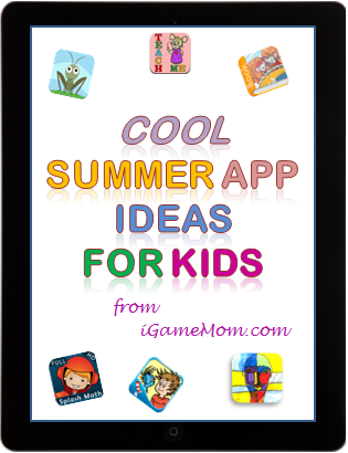 Cool summer app ideas from igamemom