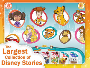 Disney Storytime App