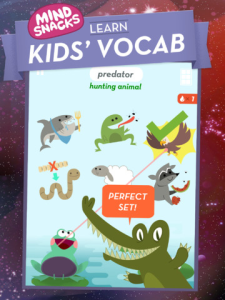 Kids Vocab App