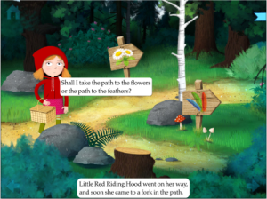 Little Red Riding Hood by Nosy Crow app