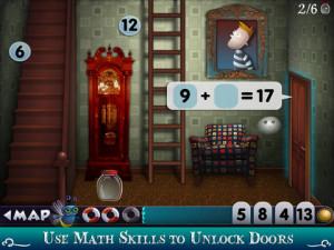 Mystery Math Town App