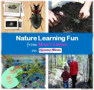 Nature Learning Fun from Mom's Library on iGameMom