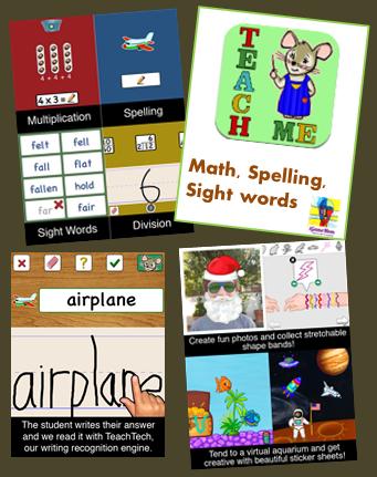 TeachMe 3rd Grade App