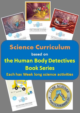 science curriculum Human Body